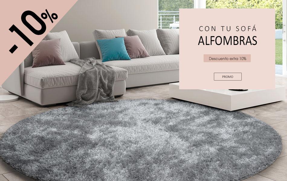 Promo Alfombra con sofá