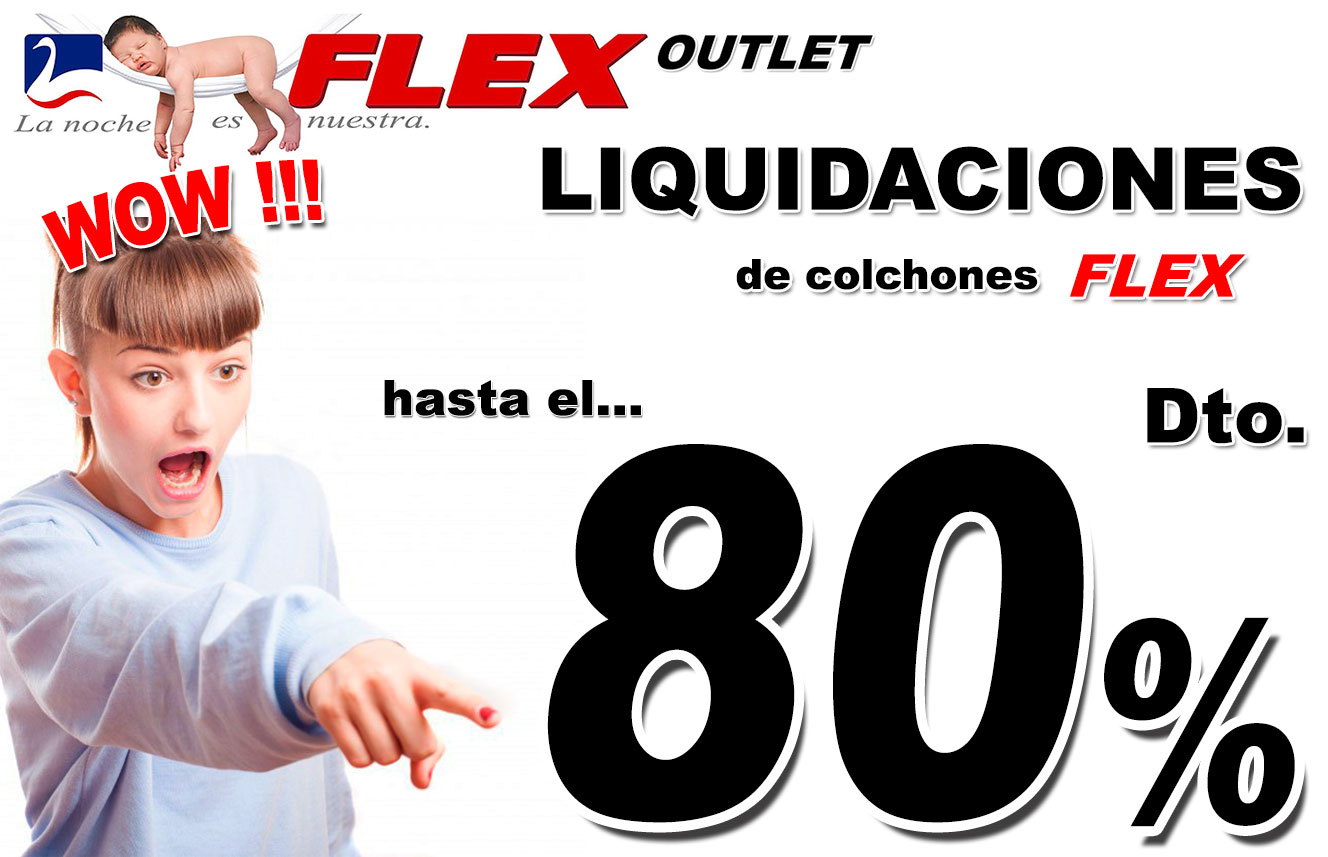 Flex outlet factory del mueble utrera for El factory del mueble