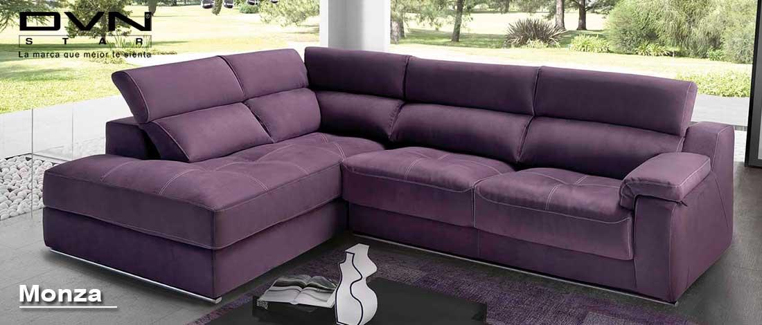 Sof s de divani star factory del mueble utrera for Sofas en u precios