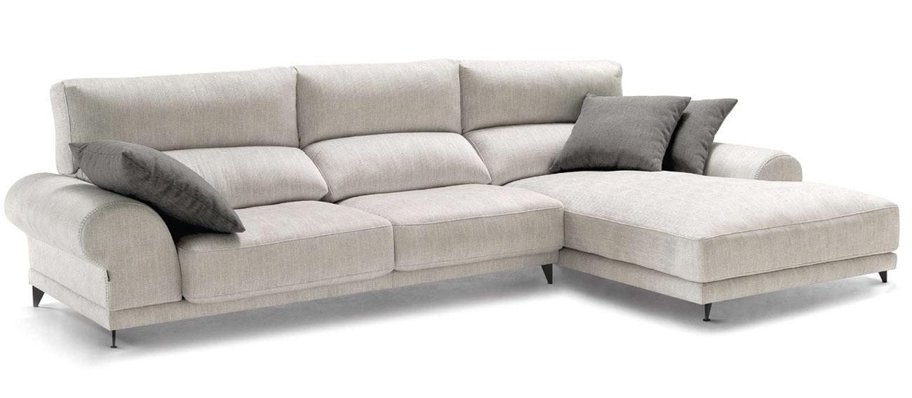 Sofas precios simple tidafors sof izquierda dansbo marrn for Sofas en u precios