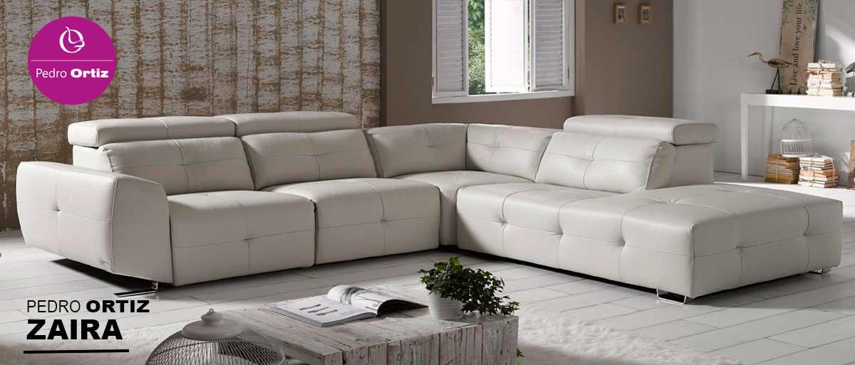 Sof s de pedro ortiz factory del mueble utrera for Sofa con almacenaje