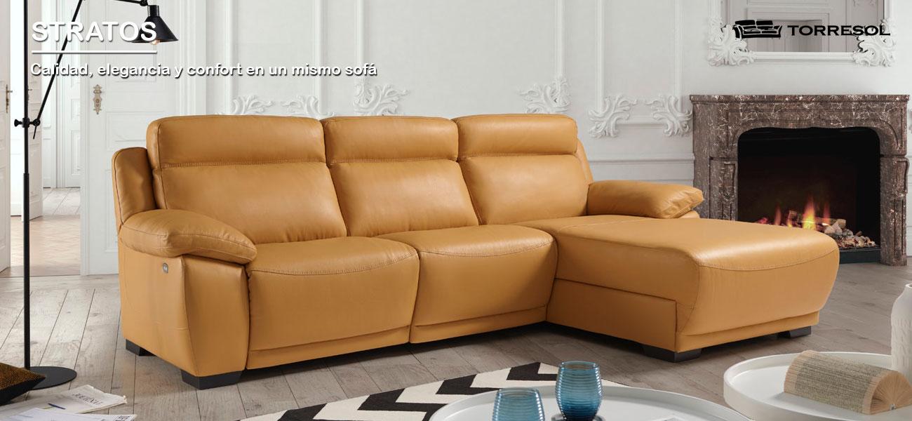 Sof s de torresol en piel factory del mueble utrera - Factory del mueble utrera ...