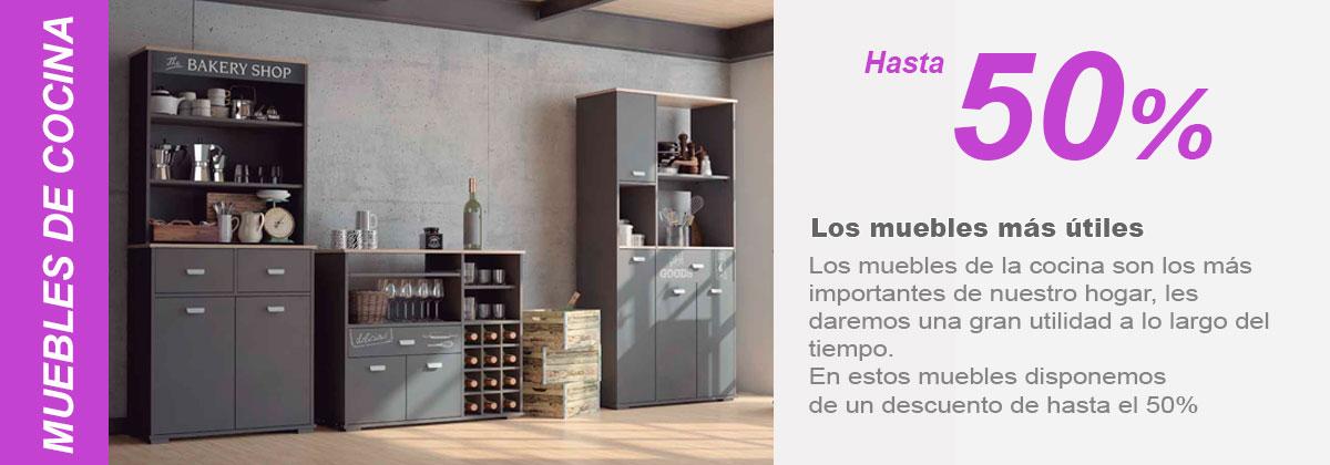 Muebles de cocina y complementos factory del mueble utrera - Muebles utrera ...