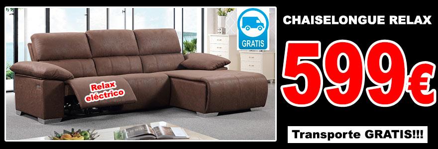 Sofa chaiselongue relax 21