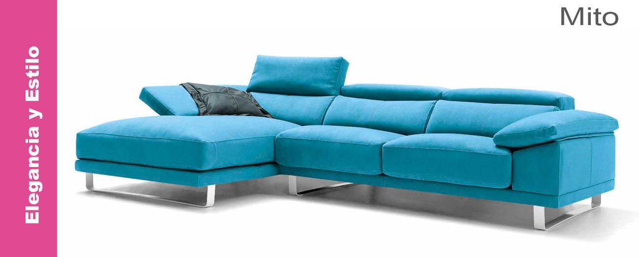 Sofa mito divani star azul 6