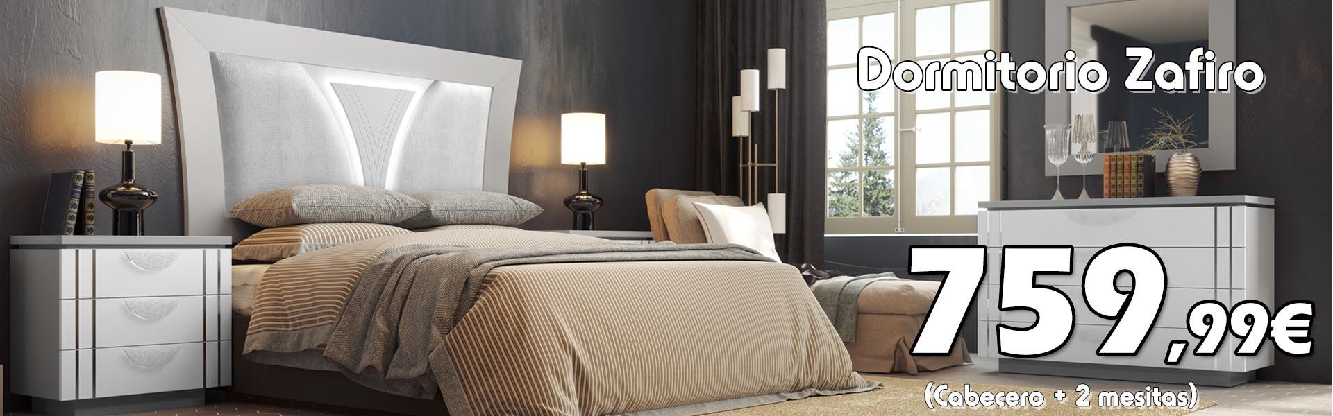 Dormitorio matrimonio zafiro1