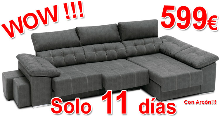 Sofas baratos barcelona good sofa barato barcelona with for Busco sofa cama