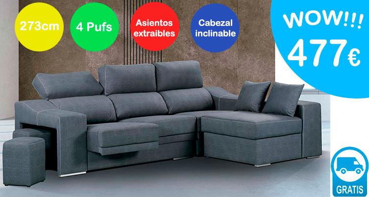 Sofa cesar principal