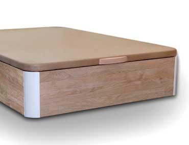 Canape madera cambrian blanco