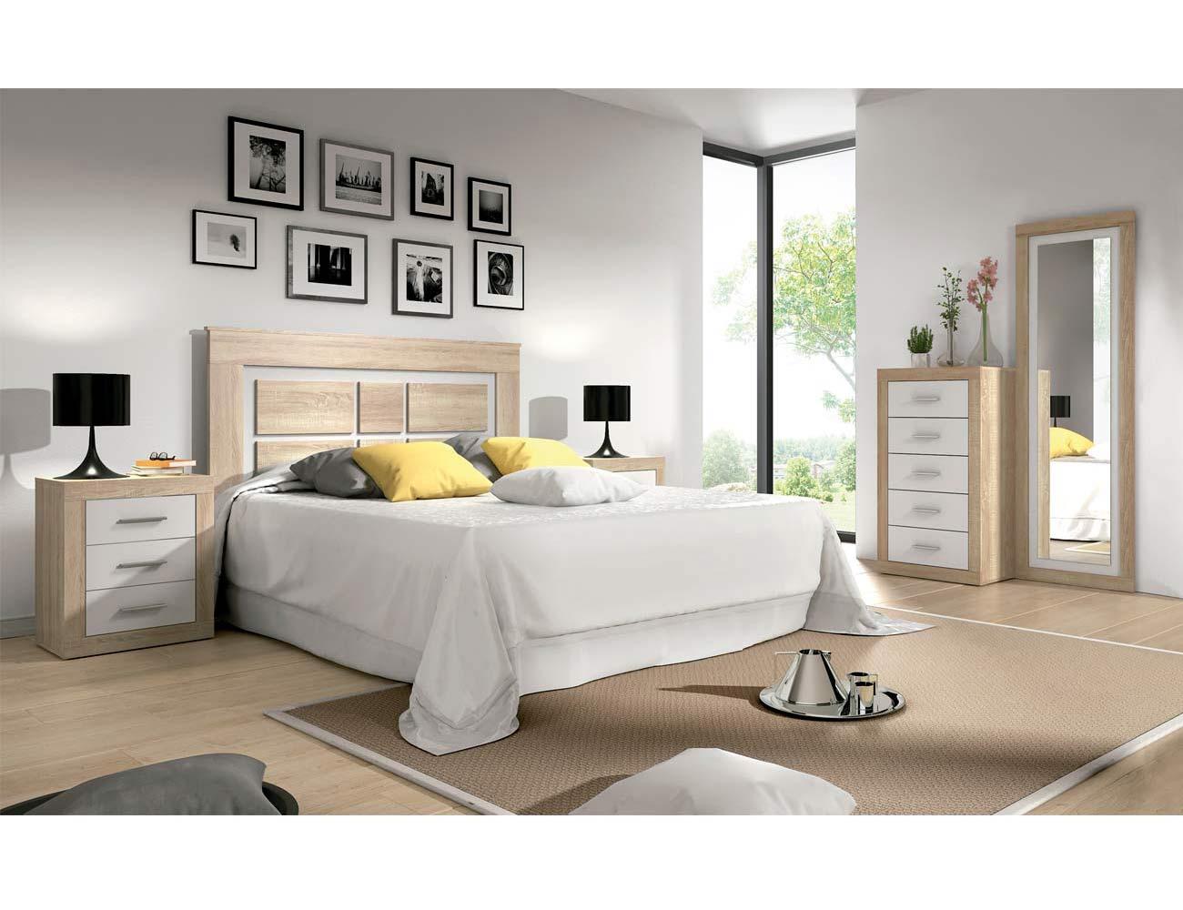 02 dormitorio matrimonio sinfonier cambrian blanco