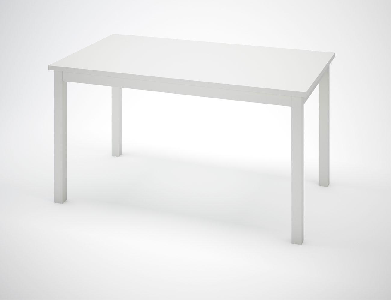 07 mesa fija blanco