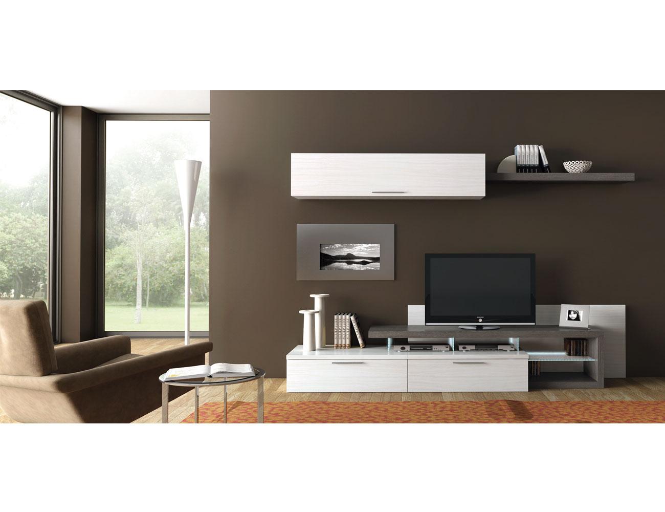 710 mueble salon comedor paisaje