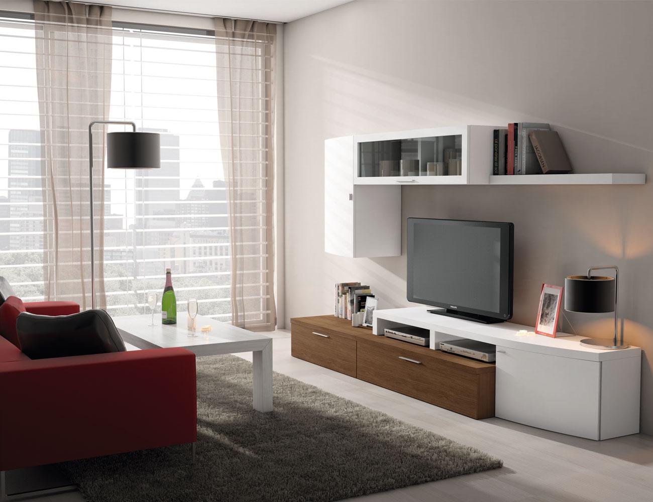 714 mueble salon comedor paisaje