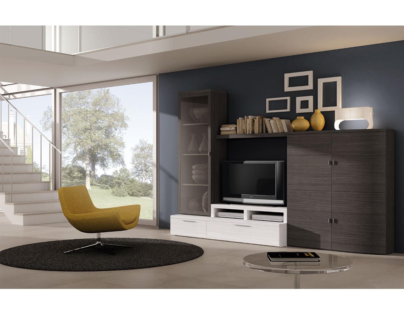 715 mueble salon comedor paisaje