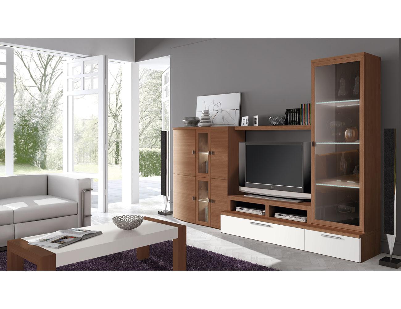 716 mueble salon comedor paisaje