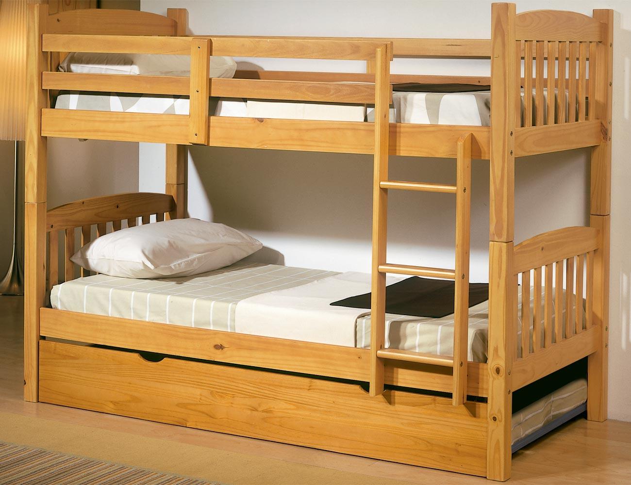 Dormitorio juvenil con armario 2 puertas en color miel 8074 factory del mueble utrera - Factory del mueble utrera ...