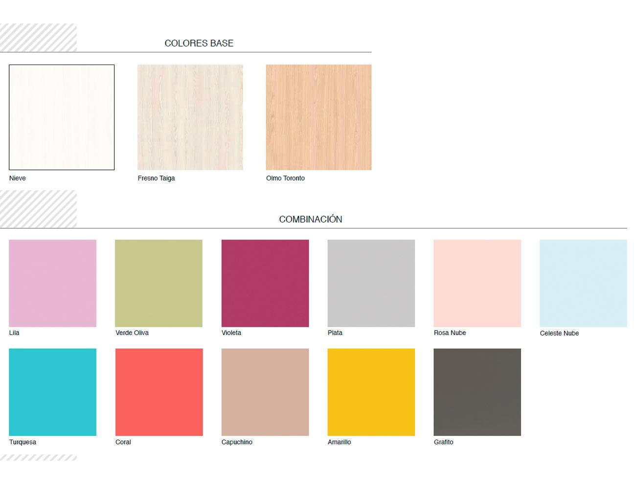 Colores 1300 10001