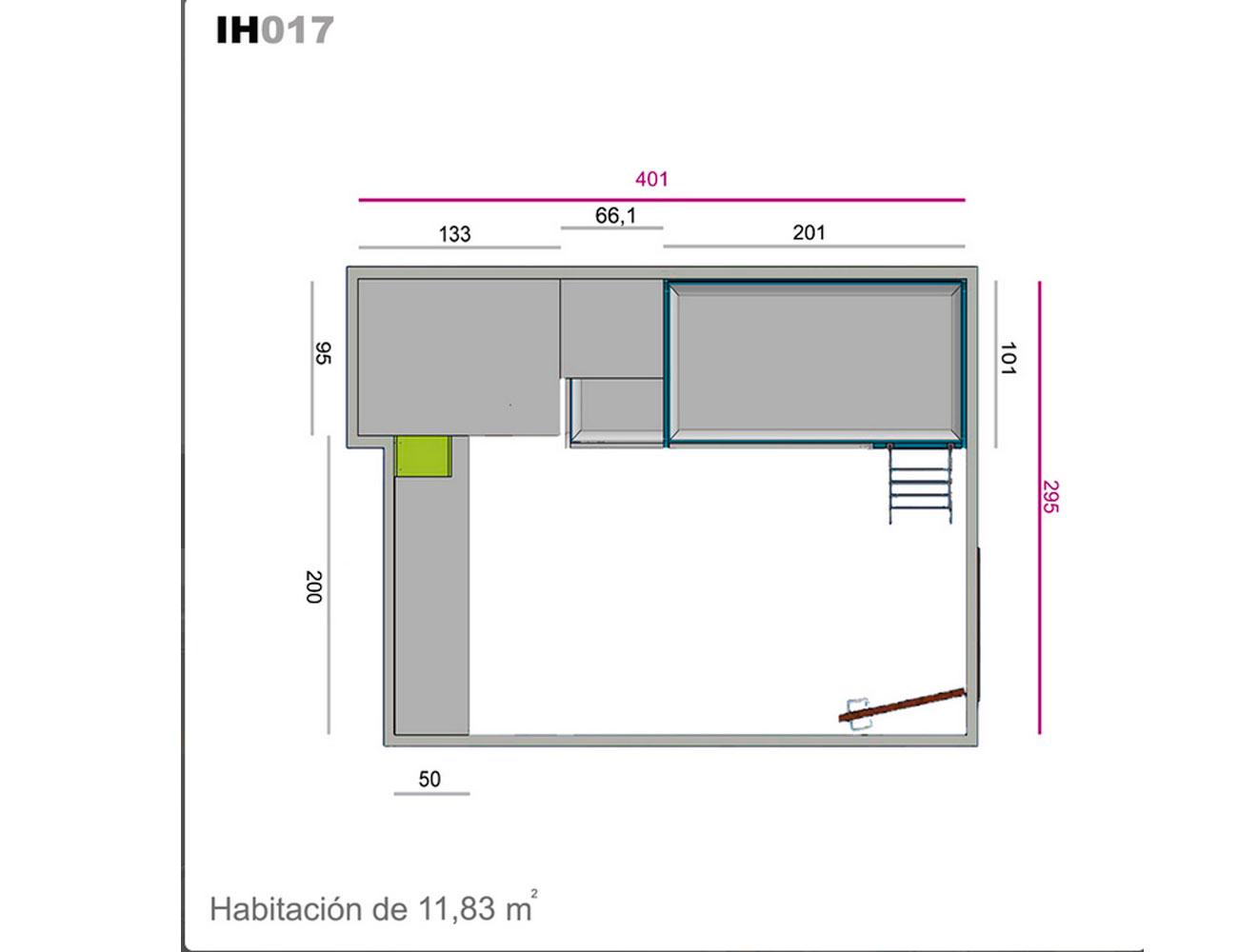 Ih017 medidas
