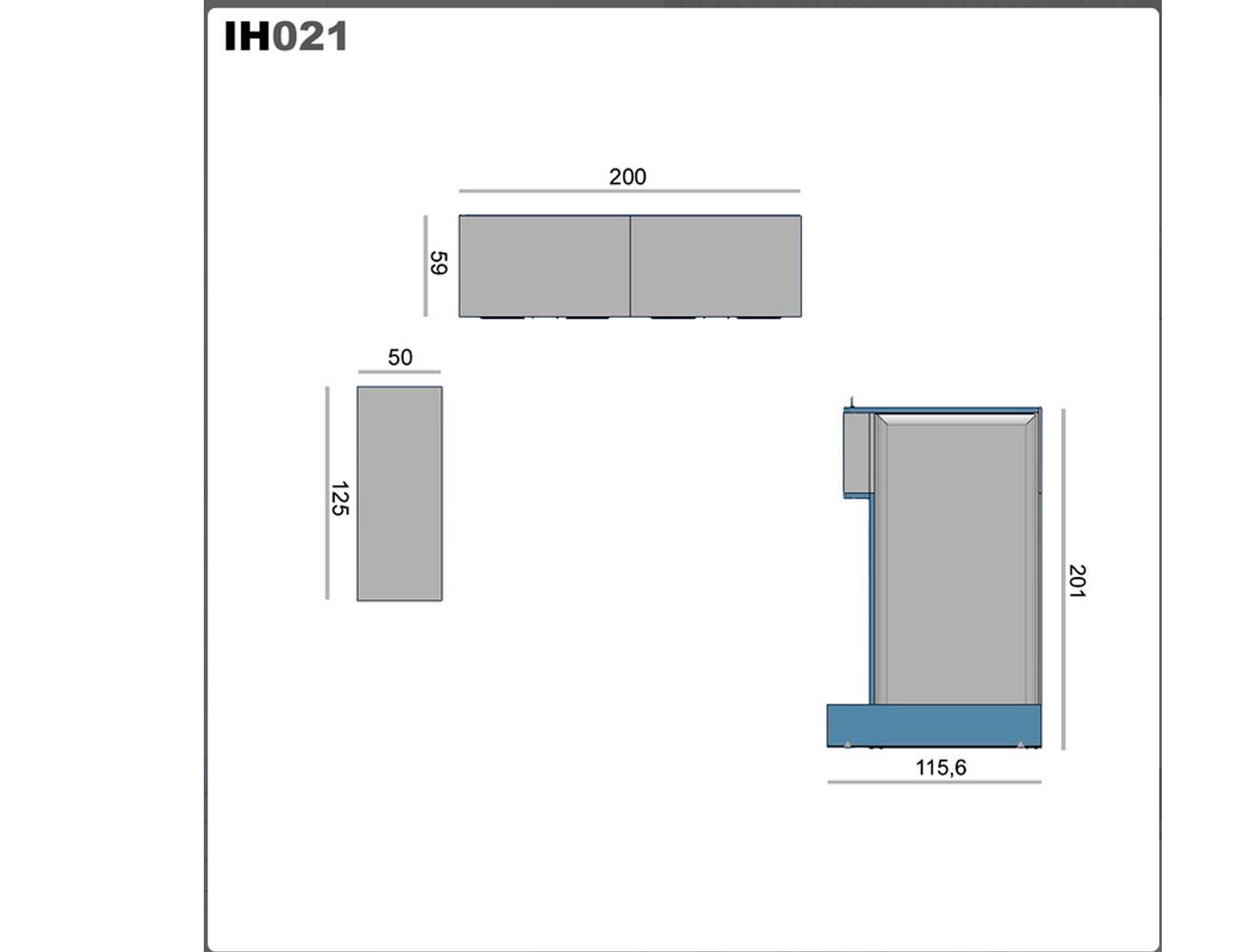 Ih021 medidas