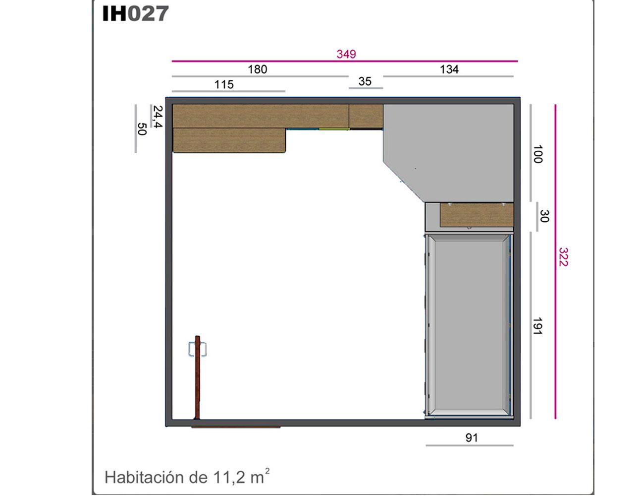 Ih027 medidas
