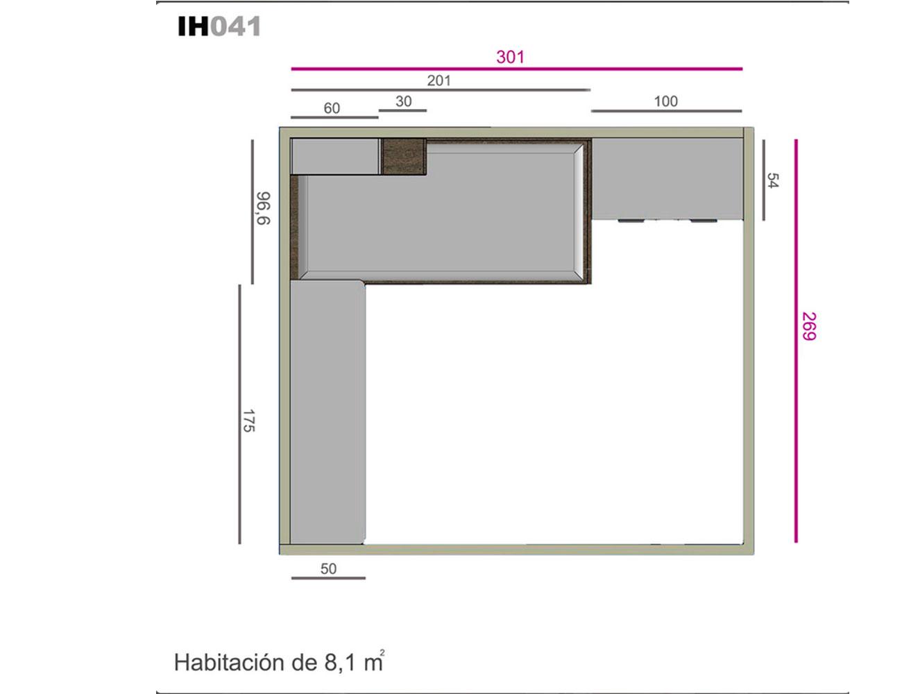 Ih041 medidas