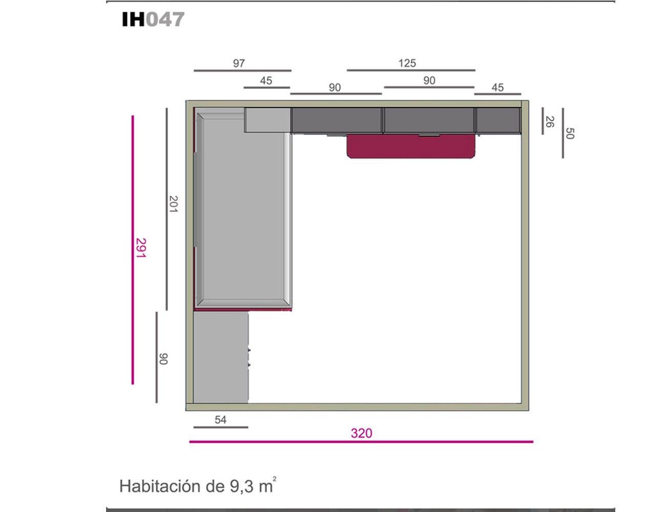 Ih047 medidas