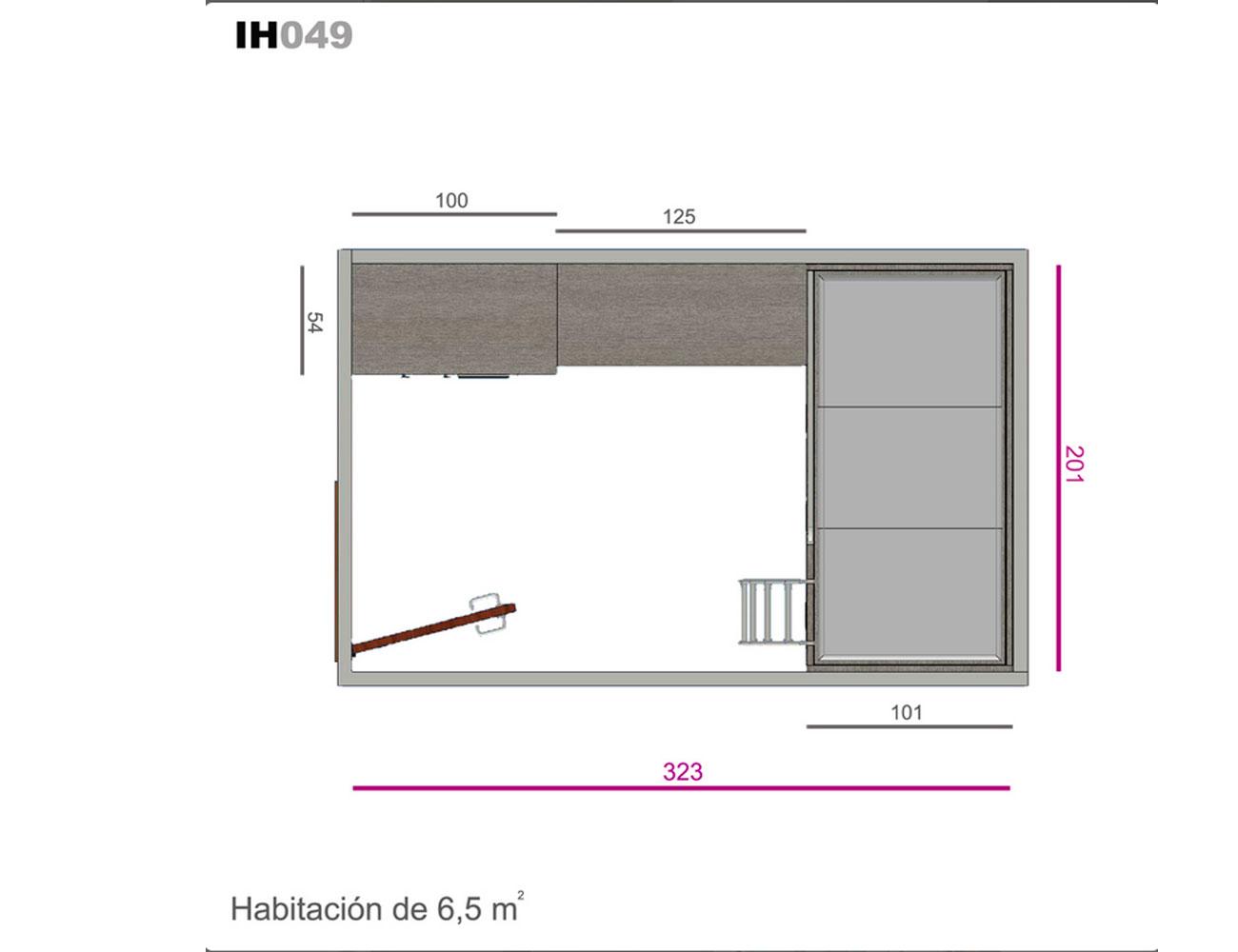 Ih049 medidas