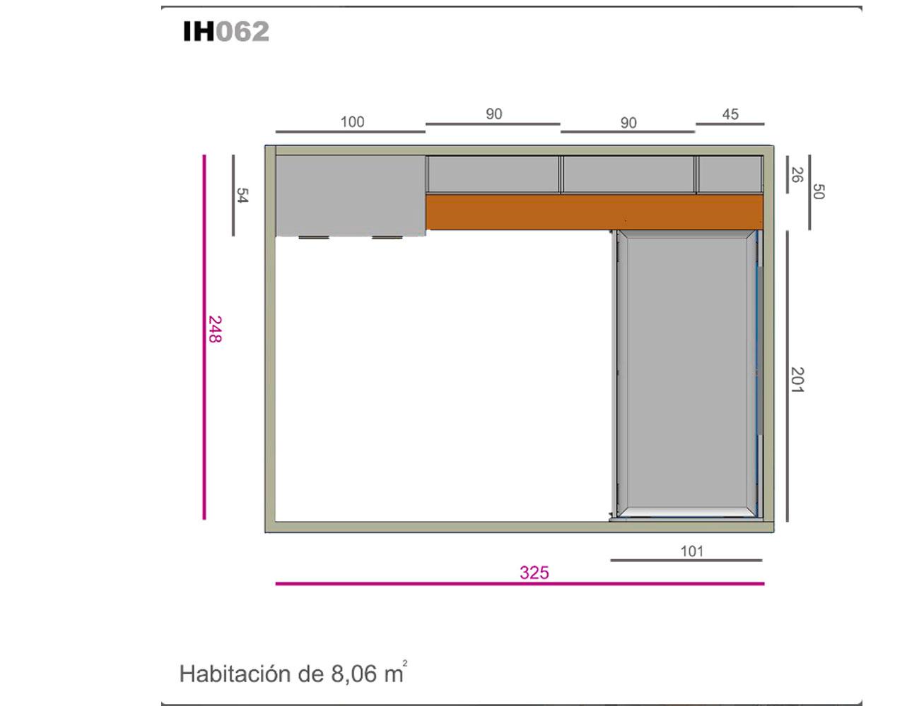 Ih062 medidas
