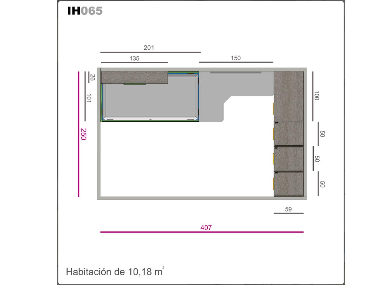 Ih065 medidas