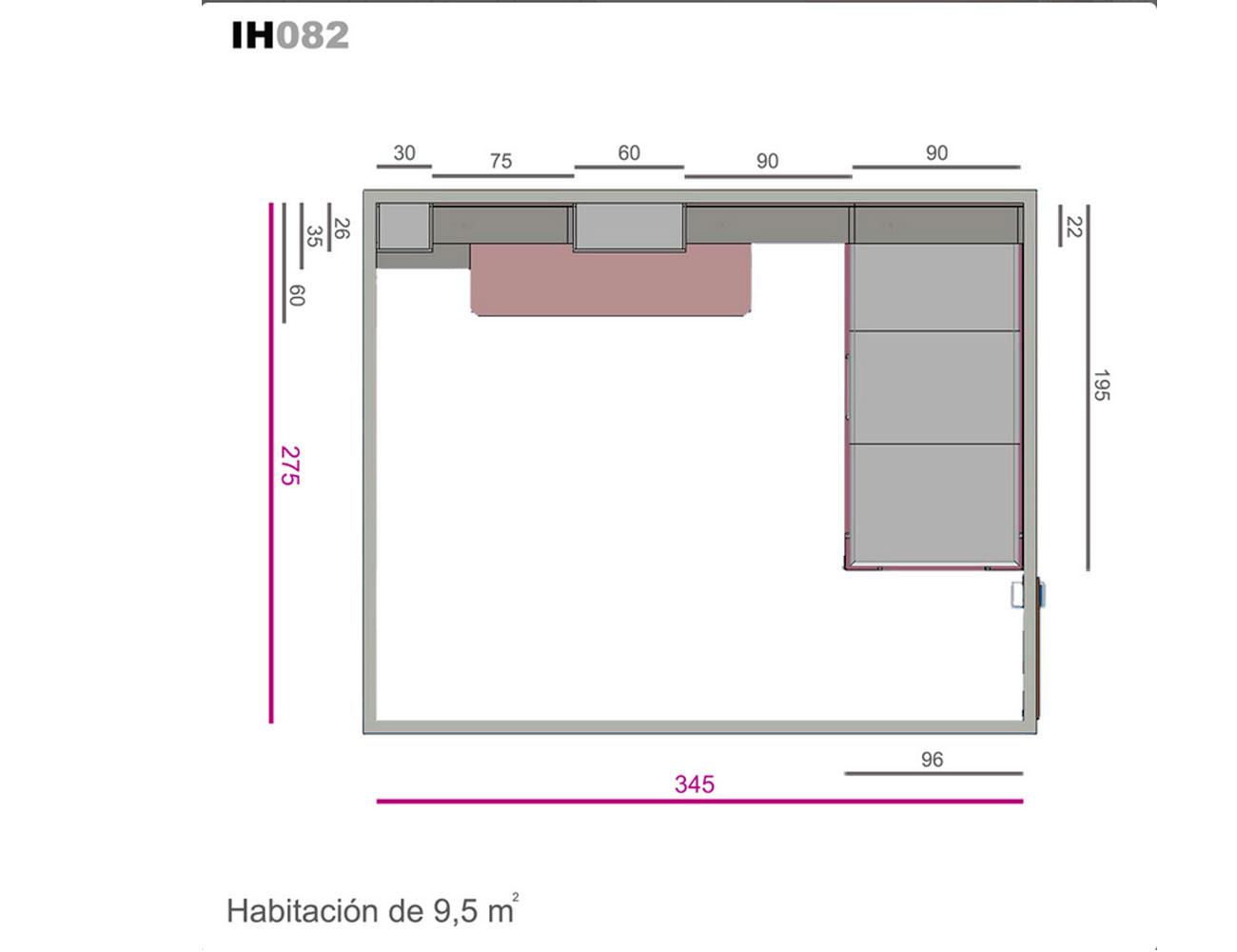 Ih082 medidas