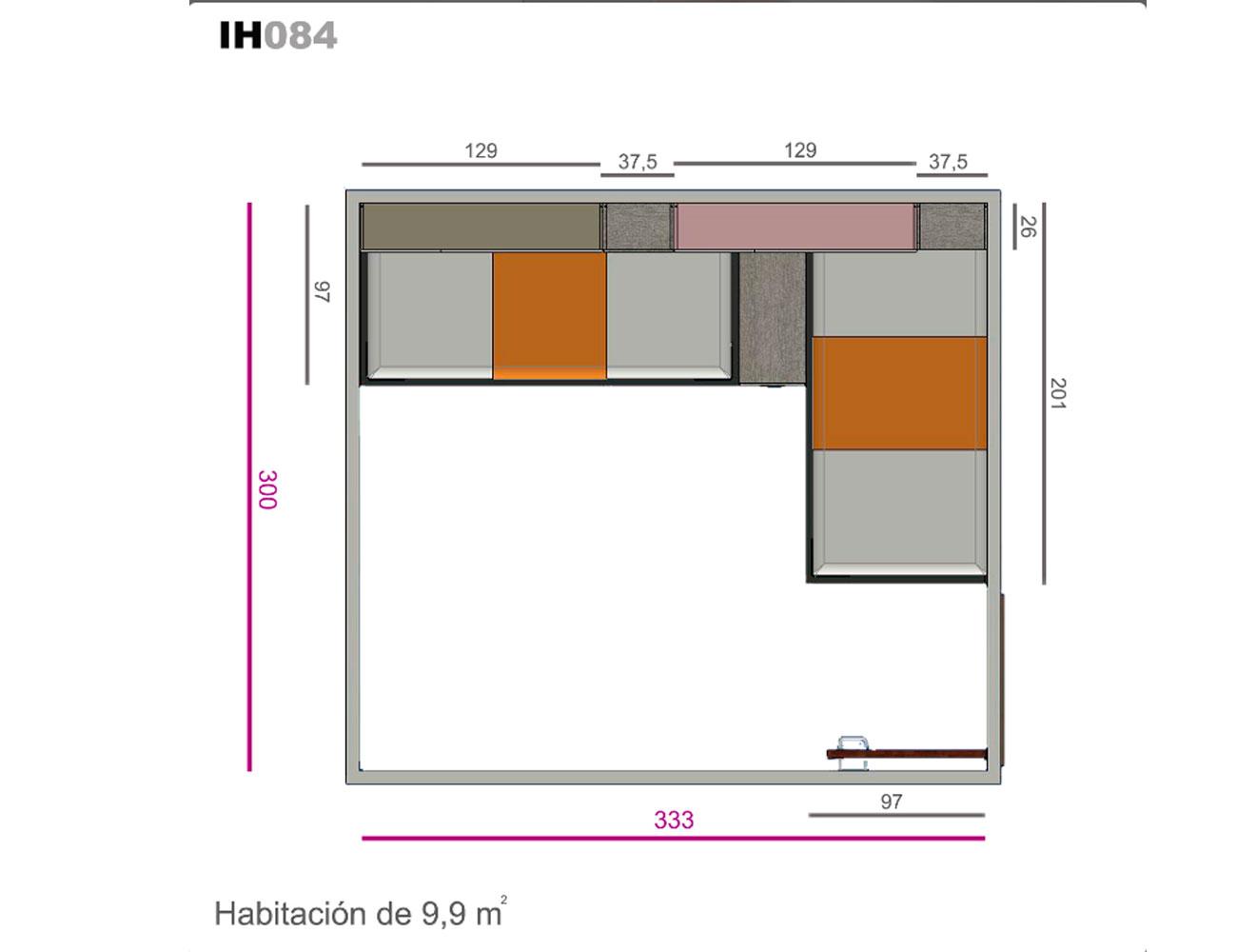 Ih084 medidas