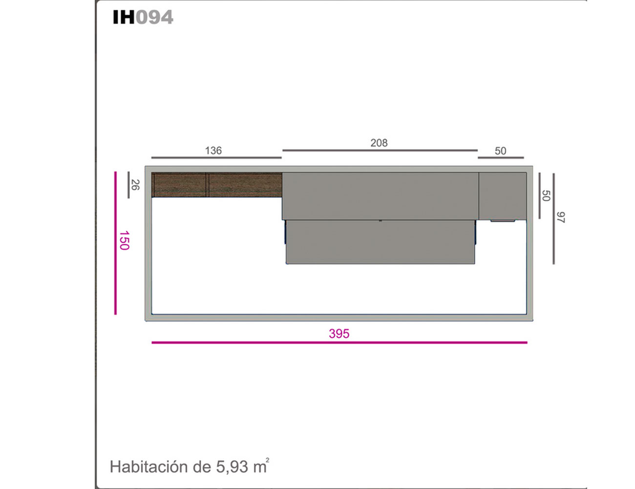 Ih094 medidas