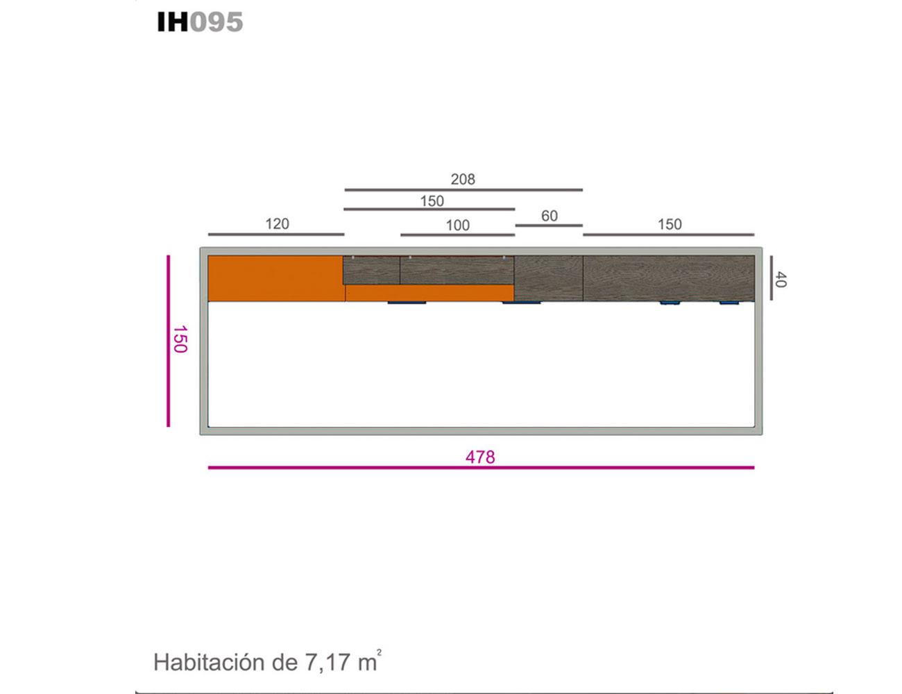 Ih095 medidas