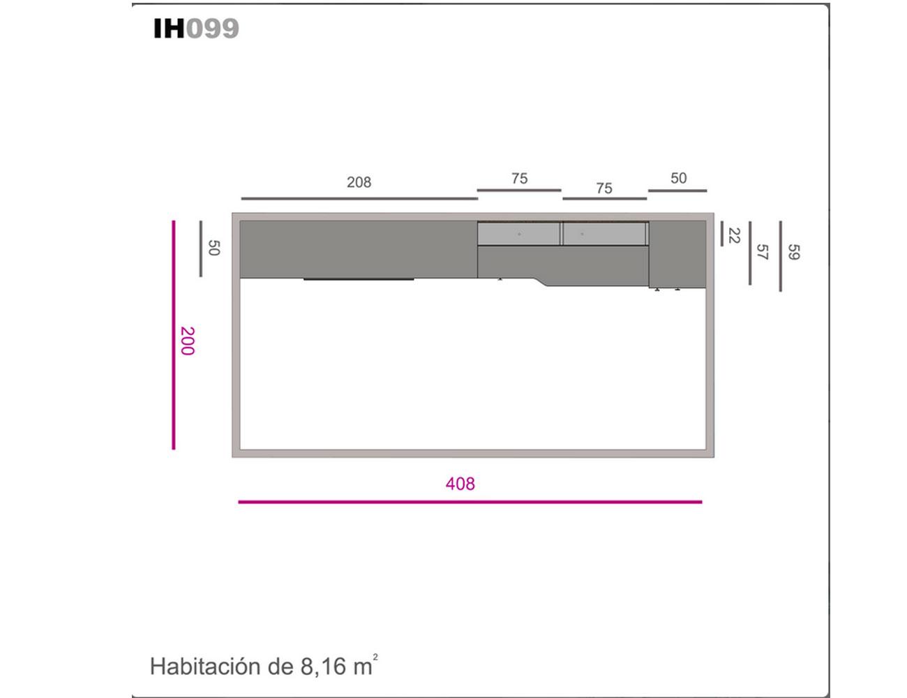 Ih099 medidas