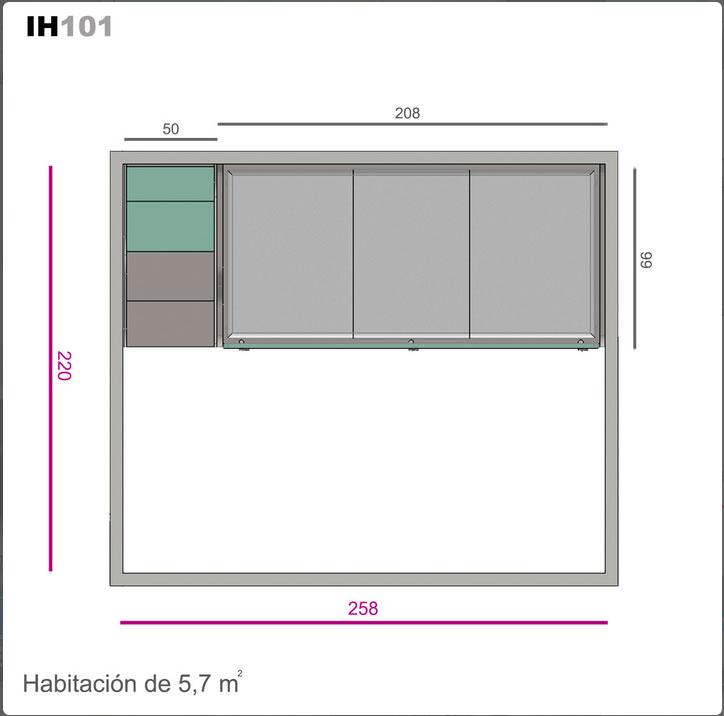 Ih101 medidas