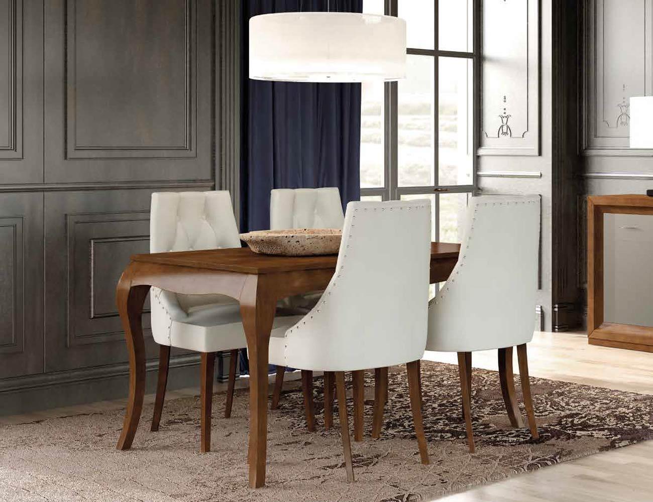 Mesa sillas composicion 39