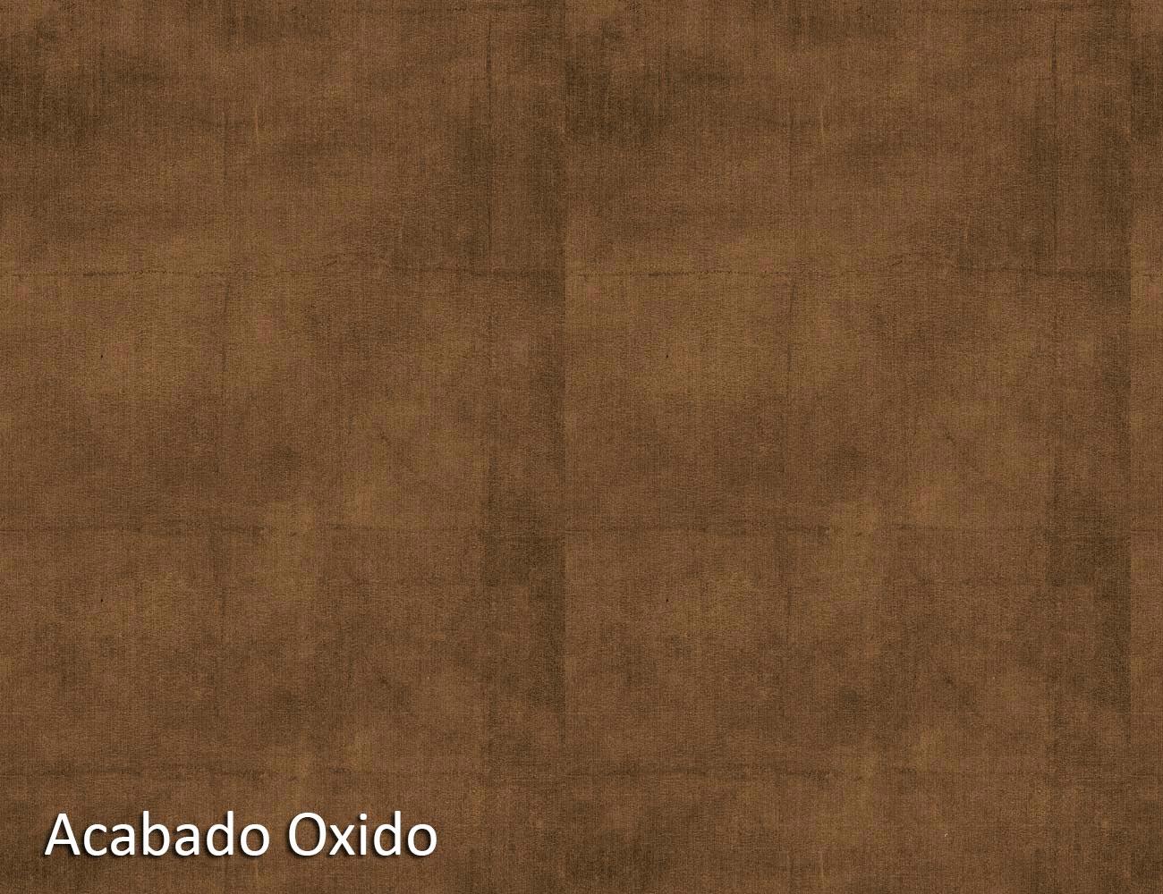 Acabado oxido1