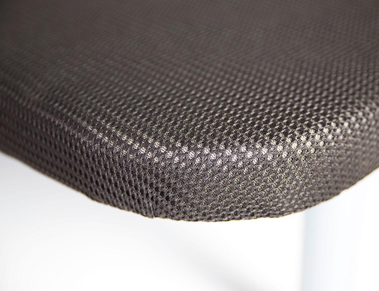 Base tapizada 3d 5 barras perforada