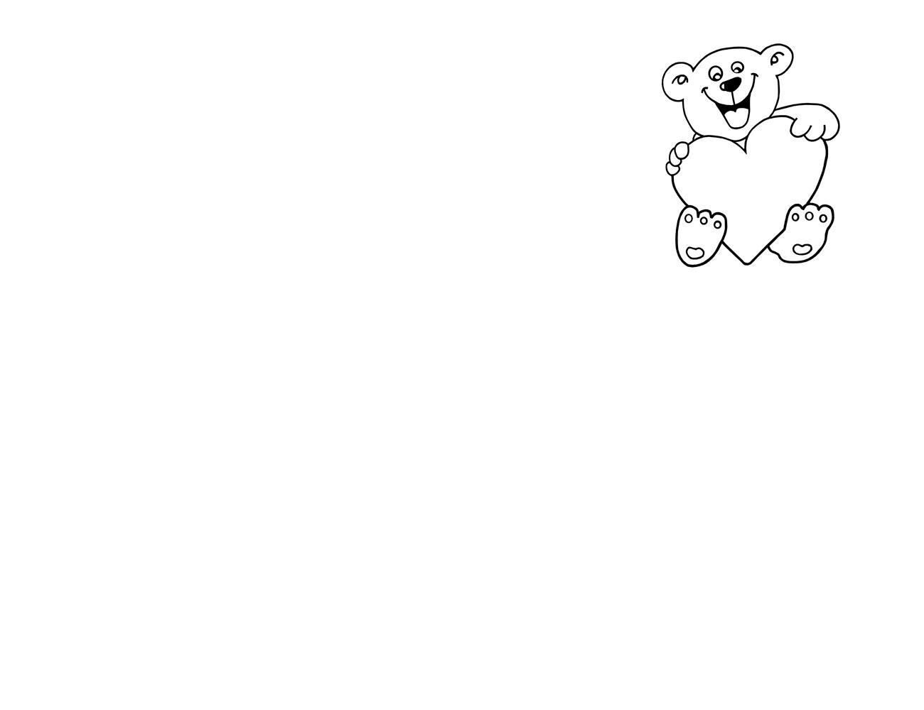 Cabecero infantil oso bordado