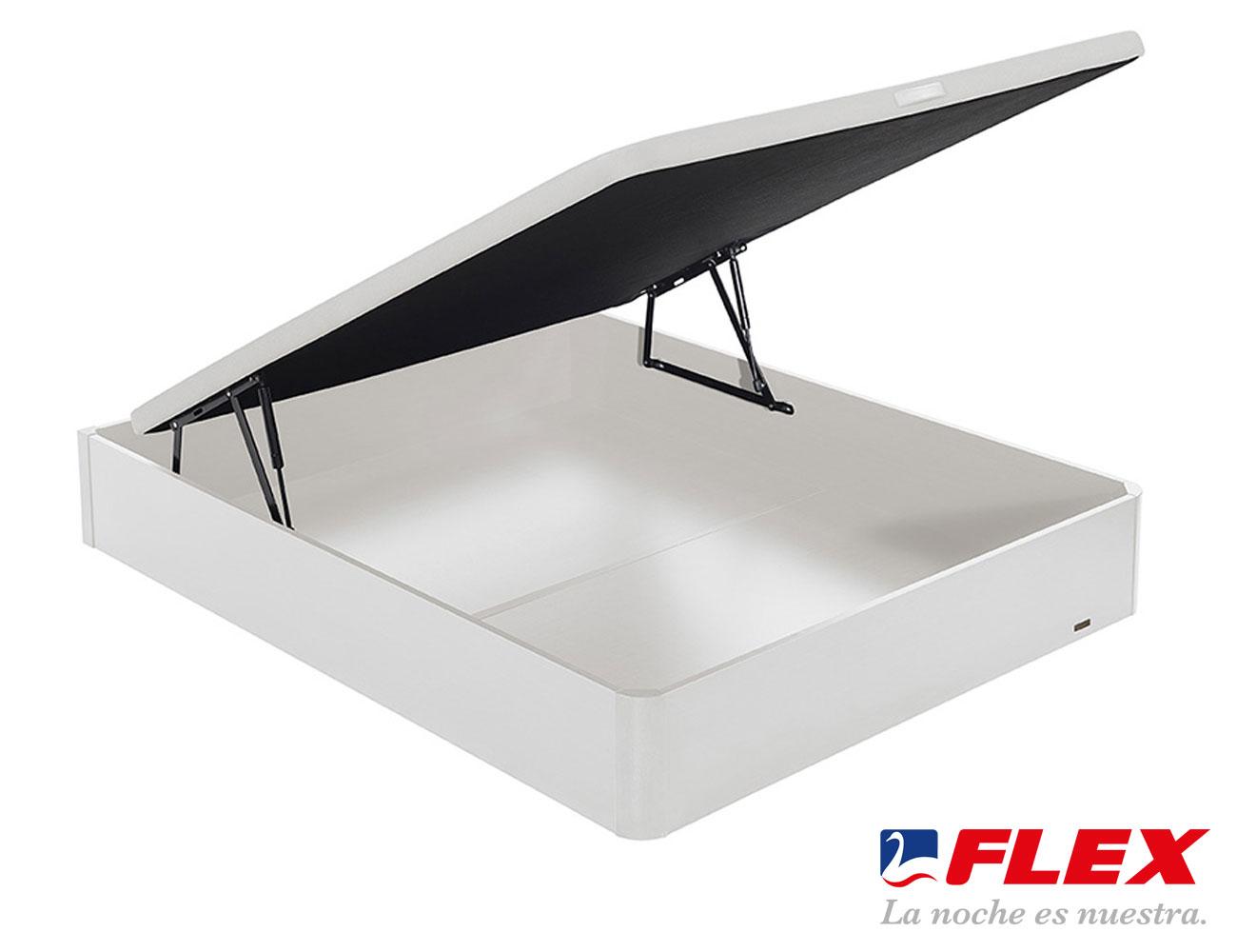 Canape flex abatible blanco 1