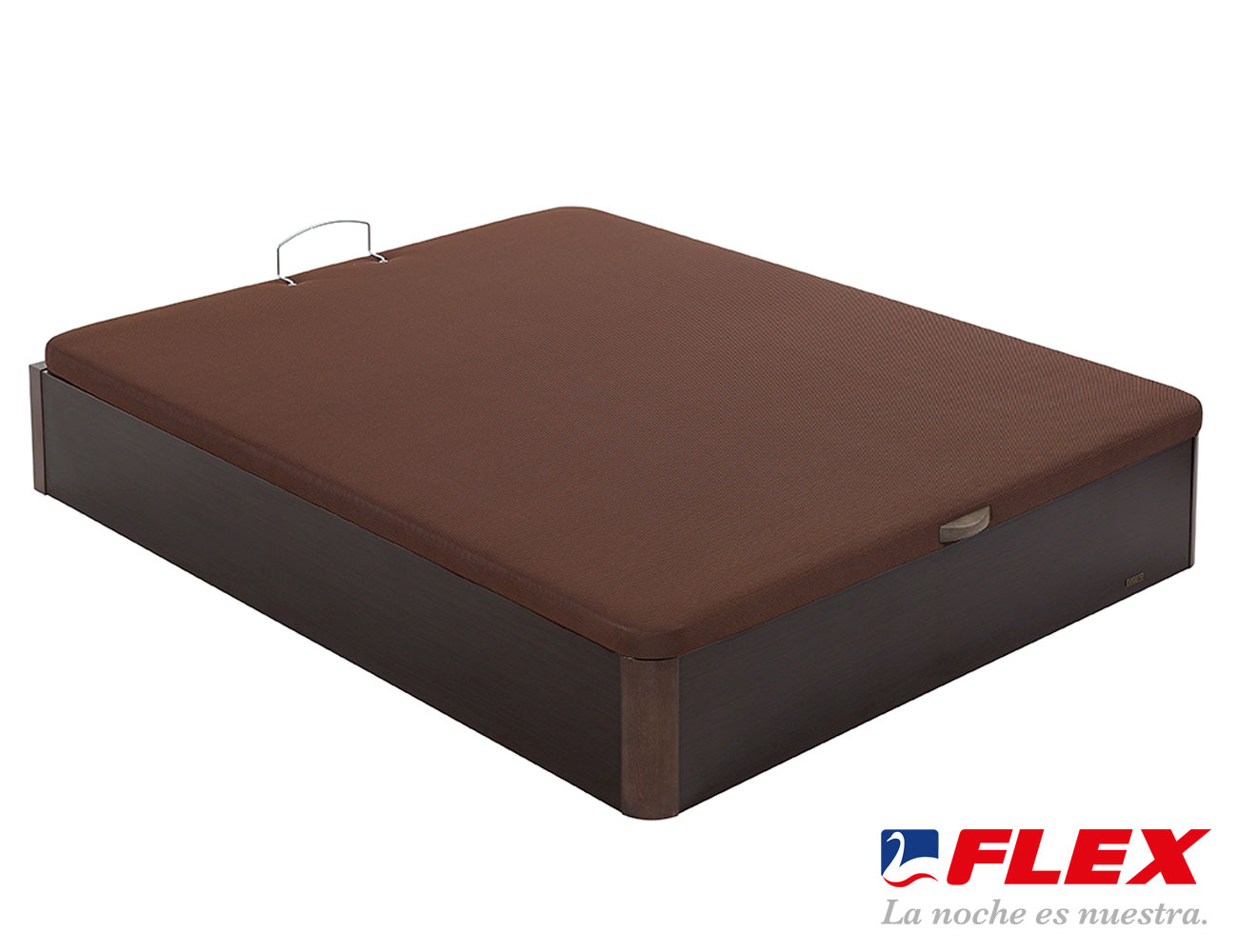 Canape flex abatible wengue 2