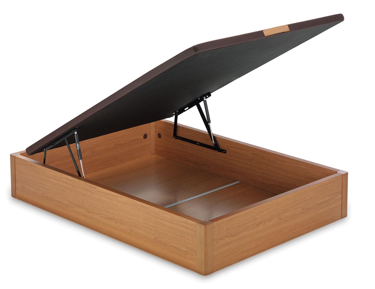Canape madera 5 cm grosor gran calidad abierto