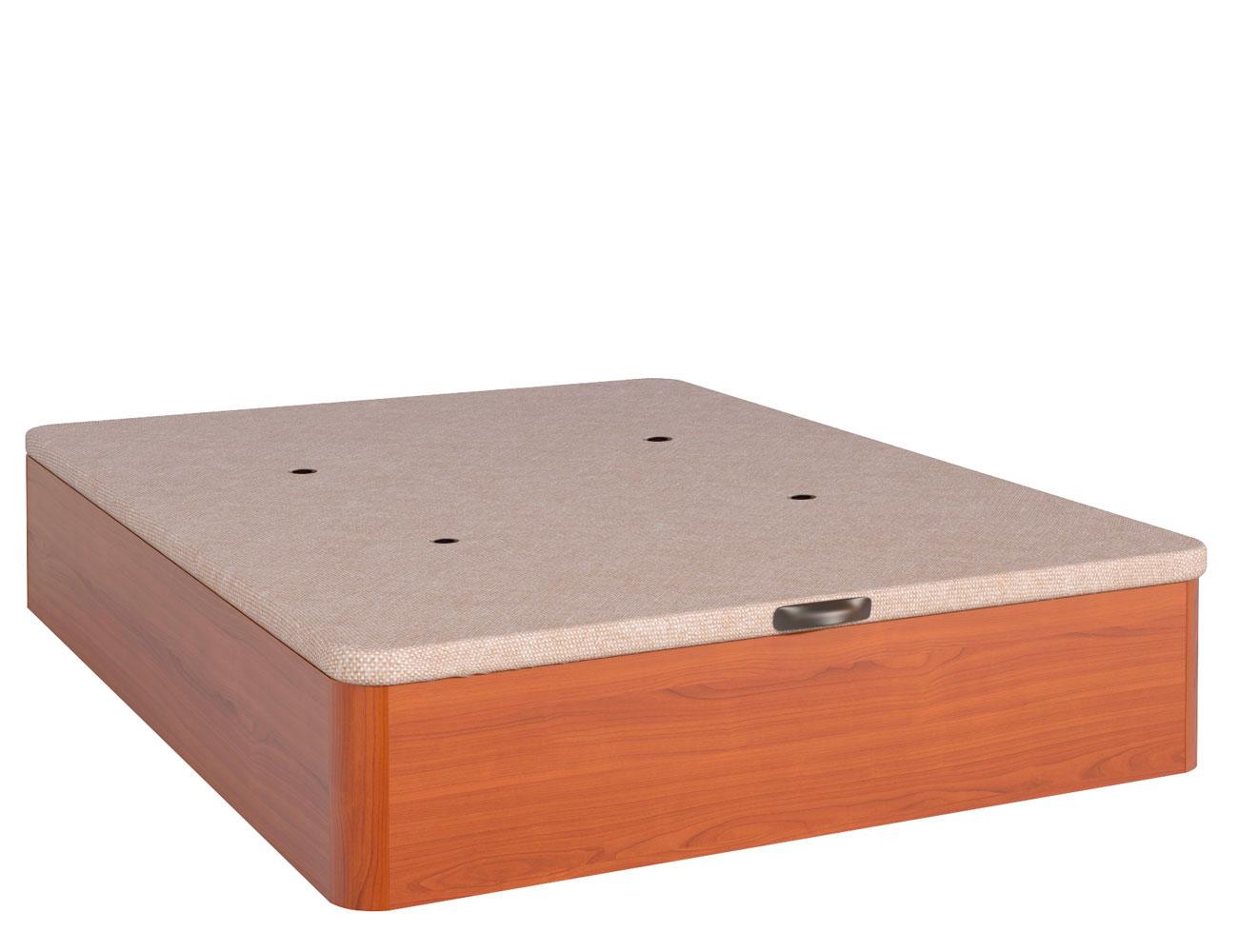 Canape madera ebro tapa 3d nogal