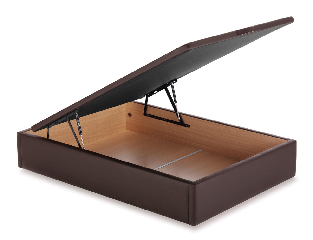 Canape polipiel luz posicion desmontado abierto