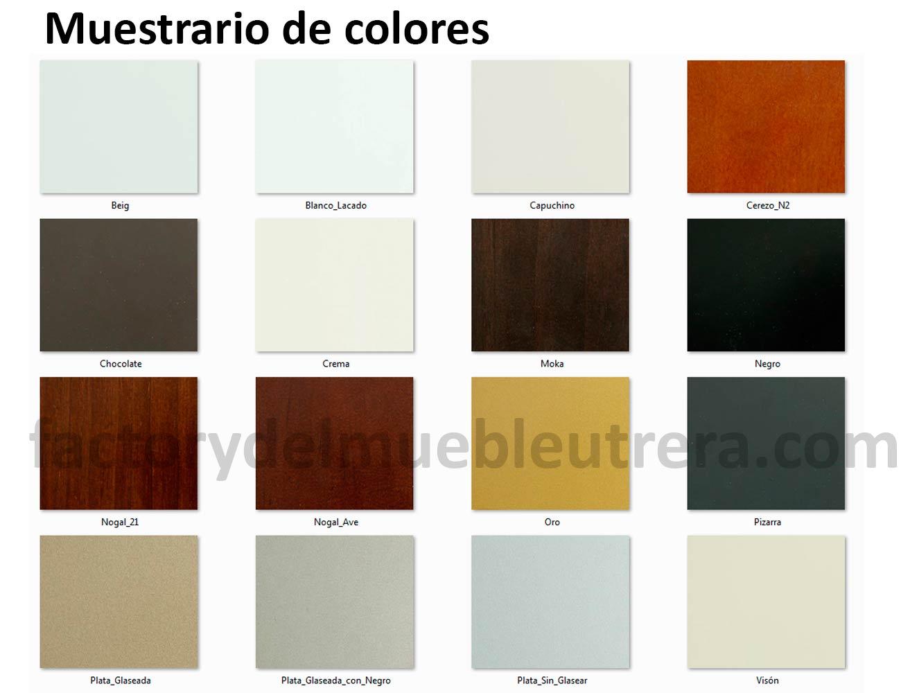 Colores web nueva