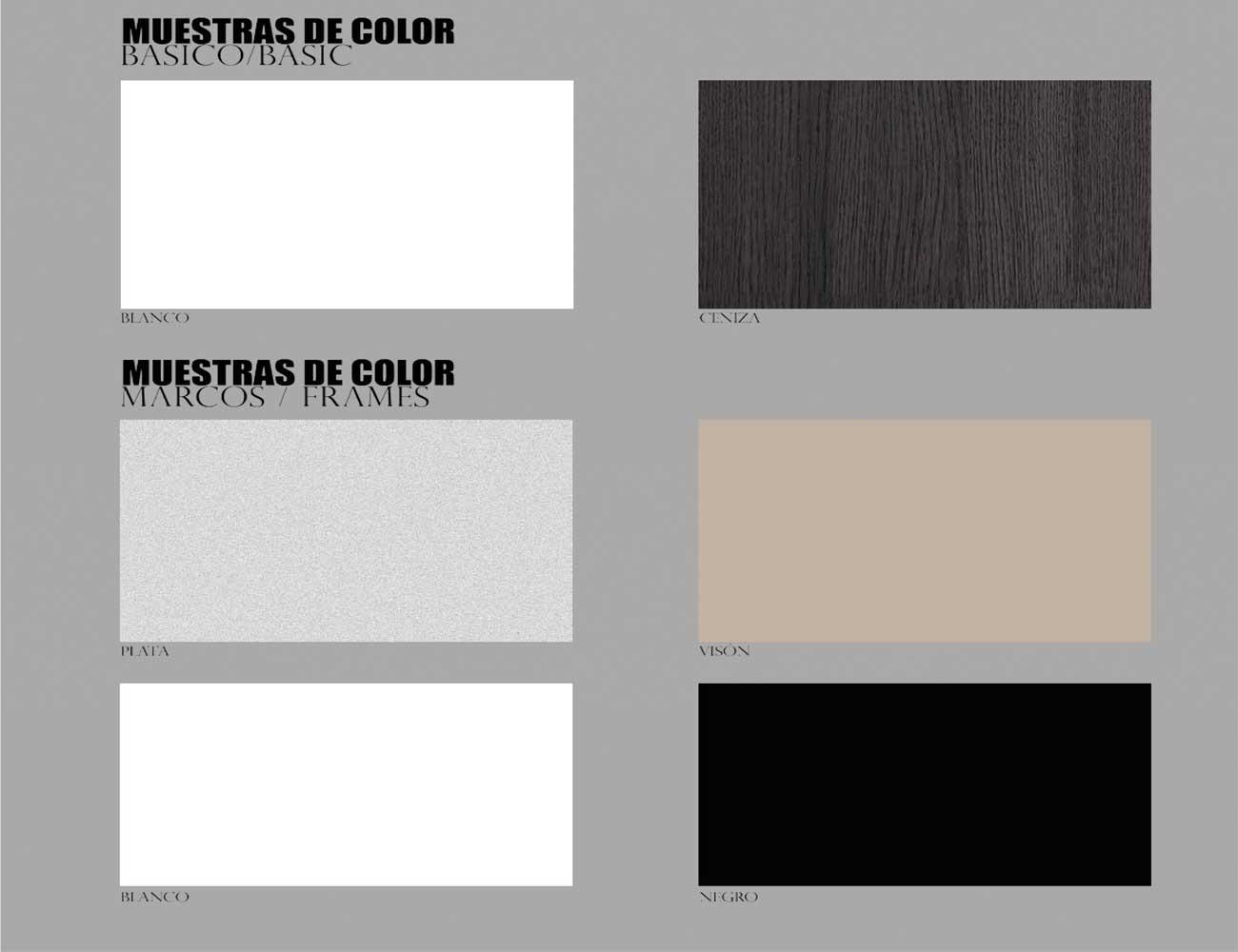 Colores tecnico