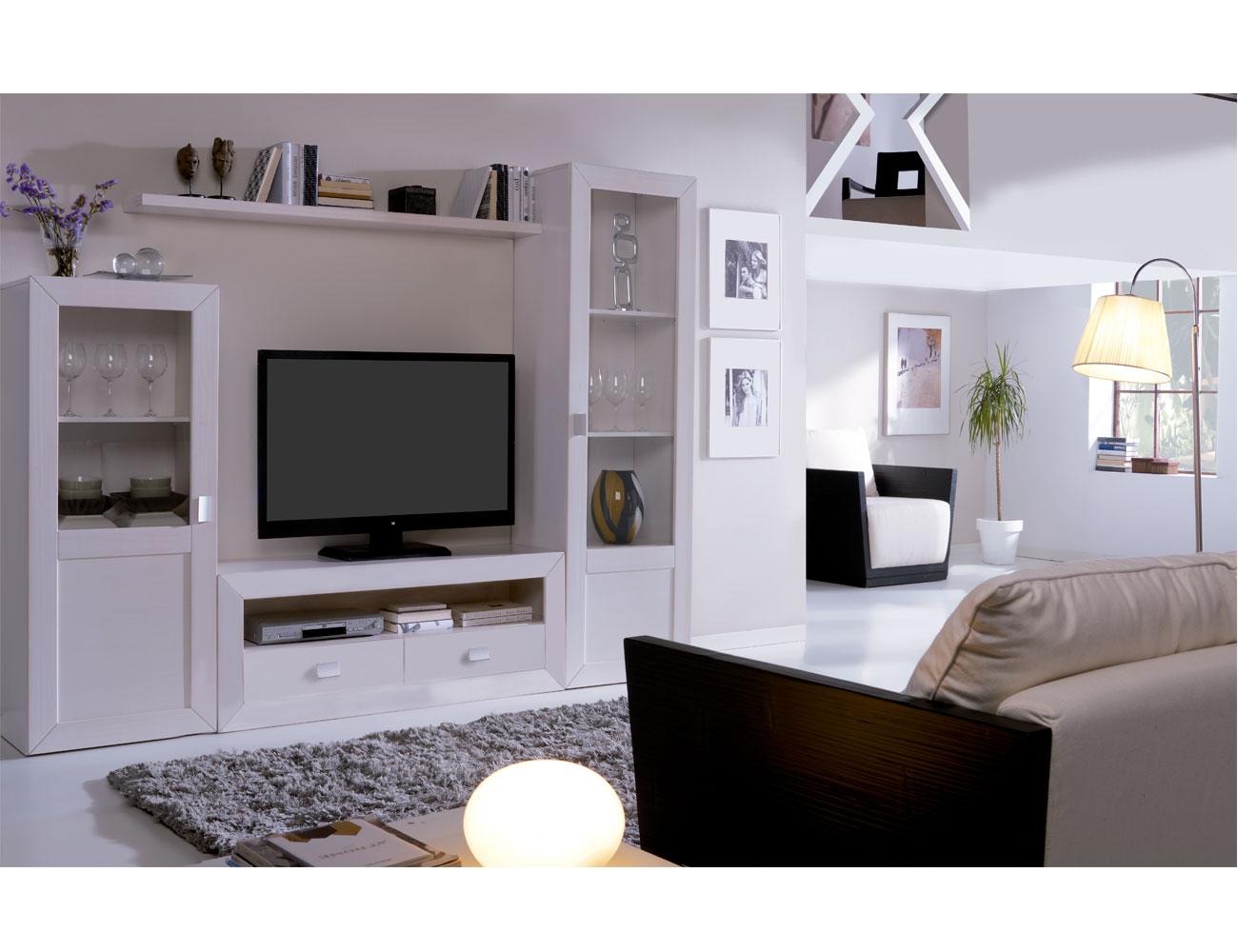 Composicion 3 mueble salon comedor detalle