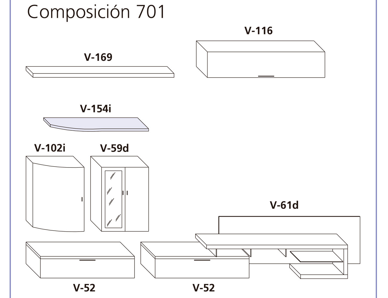Composicion 701