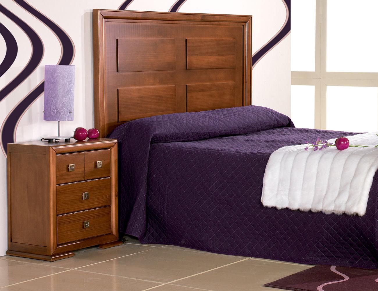 Composicion02 dormitorio matrimonio cama sevilla