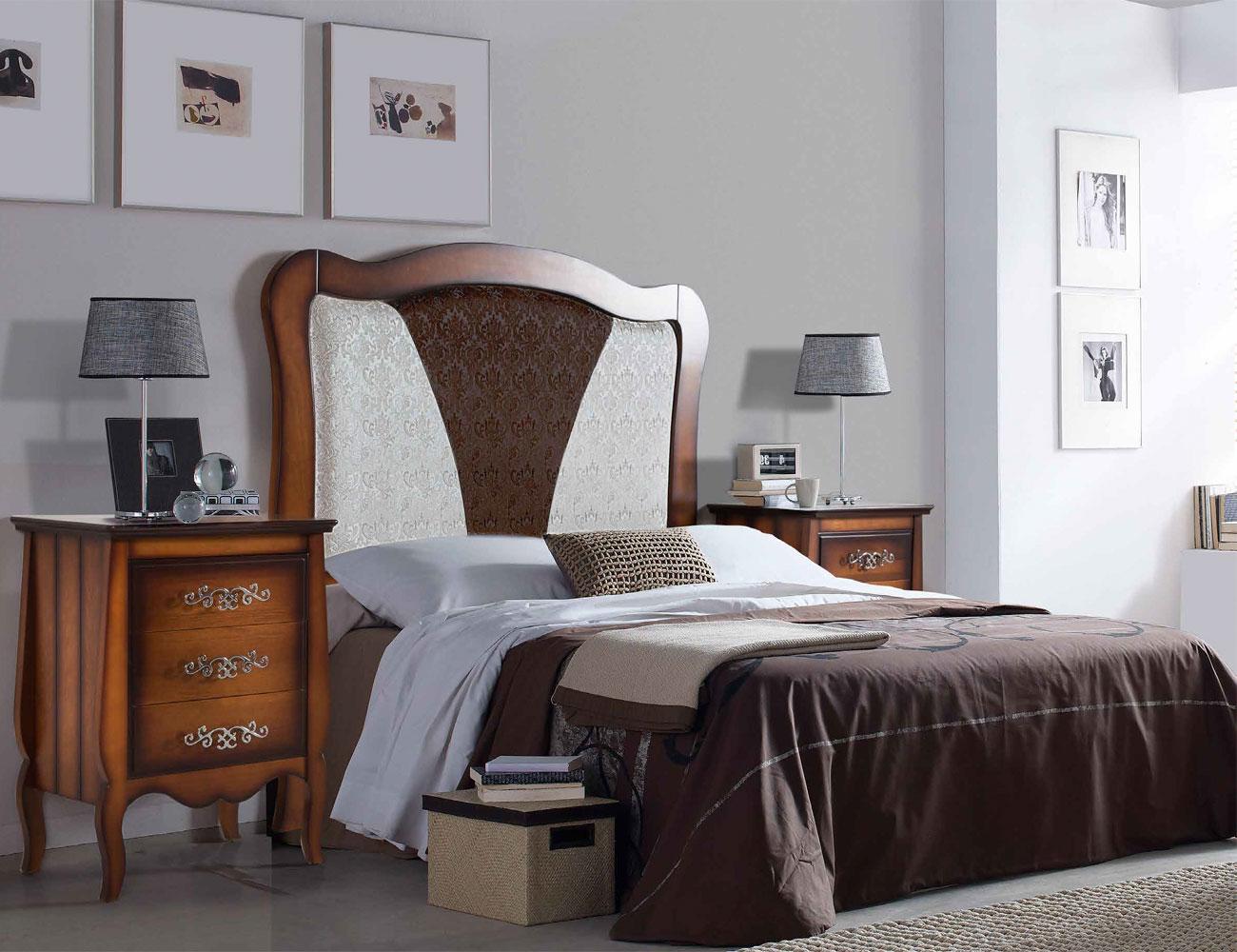 Composicion07 dormitorio matrimonio comoda